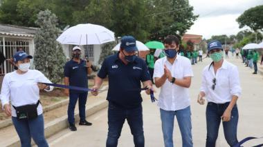 Piloto de 'Siembra al Barrio' inicia en el barrio La Sierrita