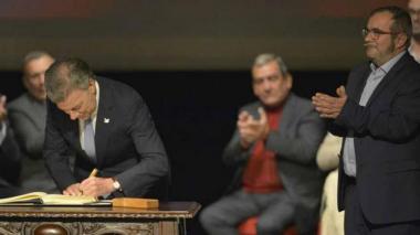 La paz de Colombia, cuatro años después de la firma del acuerdo