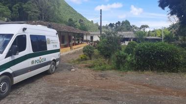 Asciende a 10 el número de muertos por masacre en Antioquia