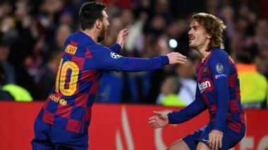 """""""Messi me dijo que cuando rechacé al Barcelona le jodió"""": Griezmann"""
