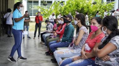 Gobernación busca garantizar derechos de jóvenes de El Carmen de Bolívar