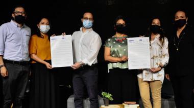 Firman compromiso para reactivar sector cultural y creativo
