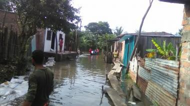Decretan la Calamidad Pública en El Banco por aumento del nivel del río