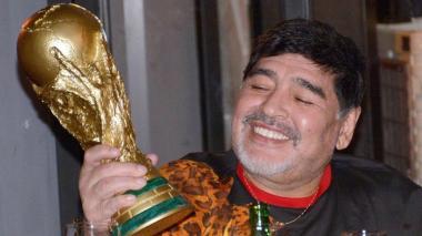 Diego Armando Maradona, el hombre mitológico del fútbol