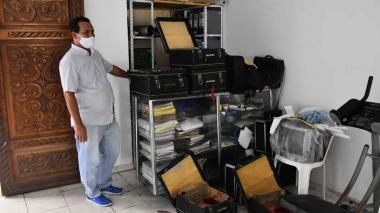 Se afectaron a 30 alumnos con el asalto: acordeonero