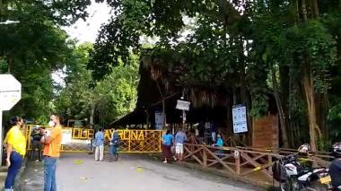 322 personas ingresaron al Tayrona en primer día de su reapertura