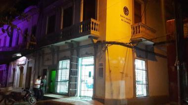 En video   Millonario asalto en el Banco Agrario de Sucre-Sucre