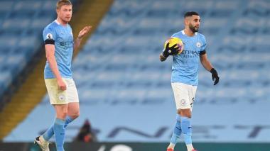 Manchester City golea al Burnley y vuelve al triunfo tras dos fechas
