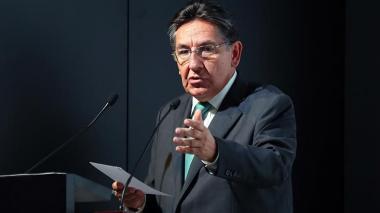 Exfiscal Martínez, en el ojo del huracán por caso Santrich