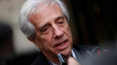 "Expresidente uruguayo Tabaré Vázquez sufrió una ""trombosis profunda"""