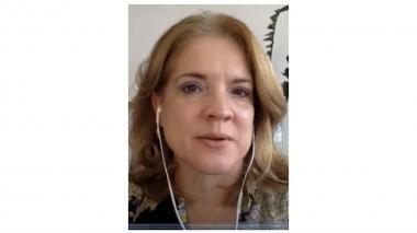 Ana María Viscasillas, Arquitecta de marketing de destinos.