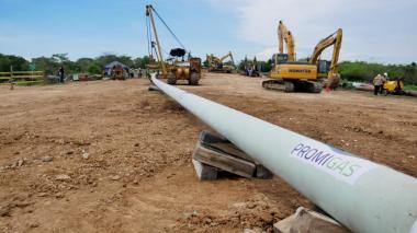 Promigas y Canacol logran acuerdo sobre transporte de gas en Costa Caribe