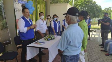Nuevo Centro de Atención a Víctimas en Cesar