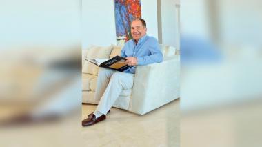 Cesar Valencia, nuevo presidente de Coljuegos