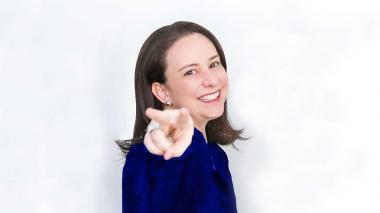 Carolina Correa, Consultora Asociada de Top Management an Odgers Partner Company.