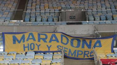 La muerte de Maradona ha supuesto una conmoción para todo el mundo.