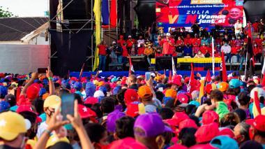 Venezolanos en Colombia no podrán votar en elecciones
