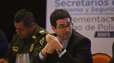 Clemente Fajardo renuncia al Distrito