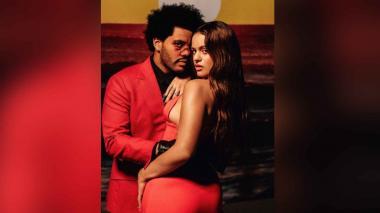 Rosalía y The Weeknd lanzan un remix de 'Blinding lights', la canción del año