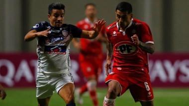 Unión La Calera viene de enfrentar a Junior por la Copa Sudamericana.