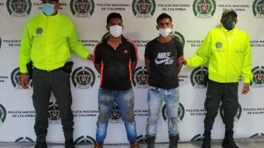 Juez envía a la cárcel a extorsionistas de agricultor en la Zona Bananera