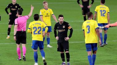 El Barcelona se desangra lejos del Camp Nou