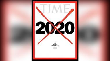 """Revista Time califica año 2020 como el """"peor"""""""