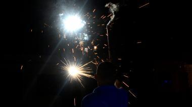 En video | Evitar quemados con pólvora, prioridad del Distrito en diciembre