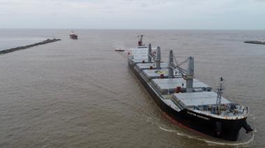 En Video | 2020: Un año oscuro para el Puerto de Barranquilla