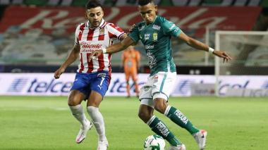 William Tesillo disputará la final en la Liga de México