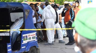 Murió uno de los heridos del ataque a bala en Soledad