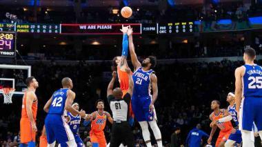 La ausencia de los espectadores en los estadios ha disminuido notablemente los ingresos en los equipos de la NBA.