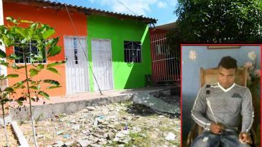 Asesinan a reciclador en Villa Selene, Soledad