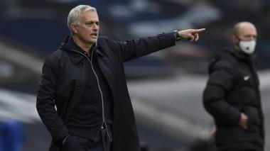 """Mourinho considera """"icónico"""" lo que ocurrió en el PSG-Estambul"""