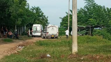 Crimen en Galapa fue por robo de una moto
