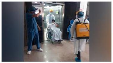 Alcalde de Uribia en parranda vallenata sin protocolos sanitarios