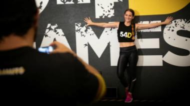 La onda fitness que mueve a Valentina Naar