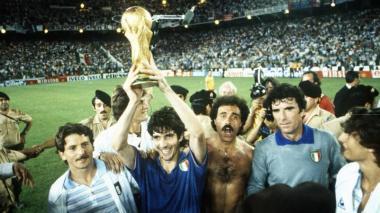 Los campeones del mundo en 1982 despiden a Paolo Rossi