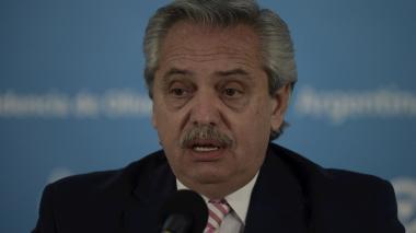 Presidente de argentina dice que va a ser el primero en vacunarse en su país