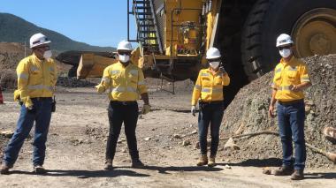 Con 16 mil toneladas de carbón, Cerrejón reinició operaciones
