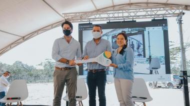 Gobierno otorga permiso de 2 servidumbres para construcción de parque eólico