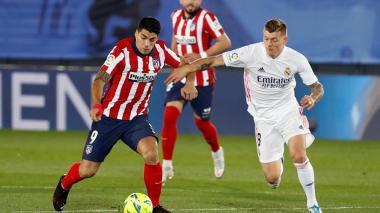 Real exhibe superioridad ante el Atlético y se queda con el Derbi de Madrid
