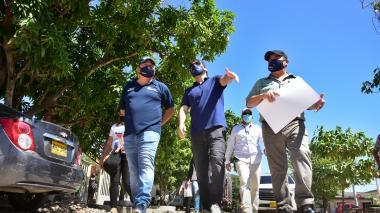 En Ciudad Modesto, Distrito pavimentará otras tres vías