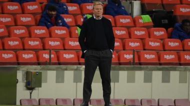 El técnico holandés buscará permanecer en la Champions.