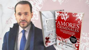 Abelardo de la Espriella lanza en redes su libro 'Amores criminales'