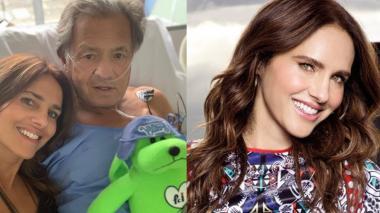 Paola Turbay tiene a su padre hospitalizado por coronavirus