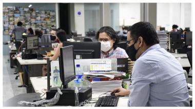 Medios de comunicación como EL HERALDO movilizan un grupo de profesionales en la búsqueda de la información y eso tiene un costo económico.