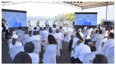Gobierno Nacional respalda vocación turística del Atlántico