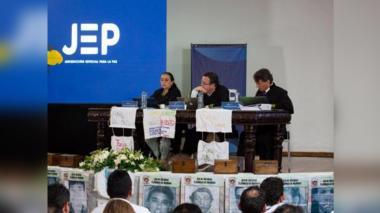 Más de 12.000 personas se han sometido a la JEP