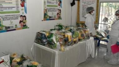 Contraloría abre indagación por alertas de alimentos entregados a fallecidos